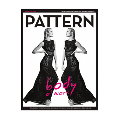 1 year subscription to Pattern Magazine