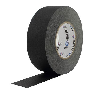 Black Gaffer Tape